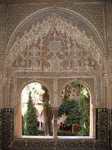 Alhambra-windows