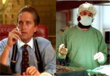 Trader--and-surgeon