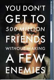 Social-network-poster